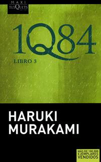 1Q84 LIBRO 3 (BOLSILLO)