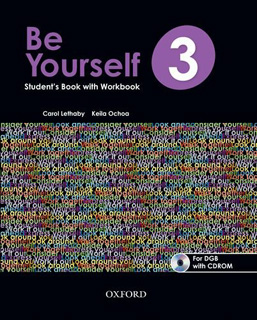 BE YOURSELF 3 STUDENTS BOOK WITH WORKBOOK...