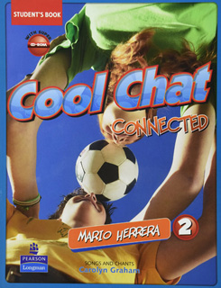 COOL CHAT CONNECTED 2 STUDENTS BOOK (INCLUDE CD)