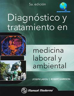 DIAGNOSTICO Y TRATAMIENTO EN MEDICINA LABORAL Y...