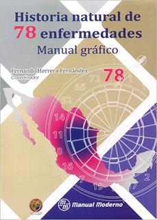 HISTORIA NATURAL DE 78 ENFERMEDADES: MANUAL GRAFICO