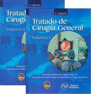 TRATADO DE CIRUGIA GENERAL (2 TOMOS)