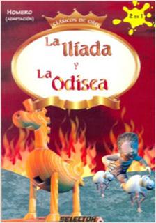 LA ILIADA - LA ODISEA (INFANTIL)