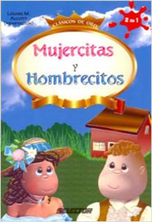 MUJERCITAS - HOMBRECITOS (INFANTIL)