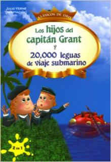 LOS HIJOS DEL CAPITAN GRANT - 20000 LEGUAS DE...