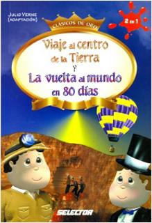 VIAJE AL CENTRO DE LA TIERRA - VUELTA AL MUNDO EN...