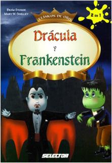 DRACULA - FRANKENSTEIN (INFANTIL)