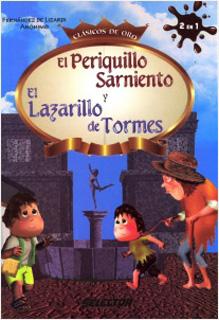 EL PERIQUILLO SARNIENTO - EL LAZARILLO DE TORMES...