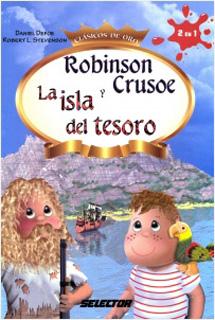 ROBINSON CRUSOE - LA ISLA DEL TESORO (INFANTIL)