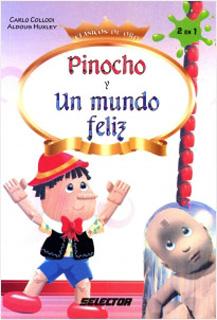 PINOCHO - UN MUNDO FELIZ (INFANTIL)