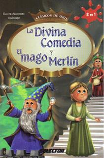 LA DIVINA COMEDIA - EL MAGO MERLIN (INFANTIL)