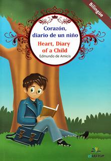 CORAZON DIARIO DE UN NIÑO - HEART DIARY OF A...