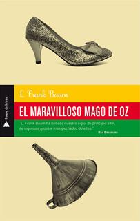 EL MARAVILLOSO MAGO DE OZ (BUQUE DE LETRAS)