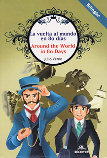 LA VUELTA AL MUNDO EN 80 DIAS - AROUND THE WORLD...
