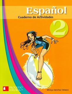 ESPAÑOL 2 CUADERNO DE ACTIVIDADES (PROGRESO CON...