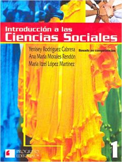 INTRODUCCION A LAS CIENCIAS SOCIALES 1...