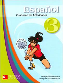 ESPAÑOL 3 CUADERNO DE ACTIVIDADES (PROGRESO CON...