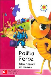 POLILLA FEROZ (SERIE ROJA)