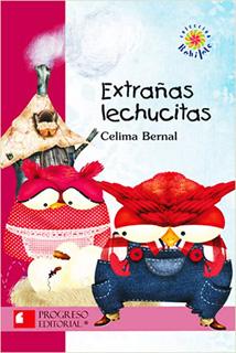 EXTRAÑAS LECHUCITAS (SERIE ROJA)