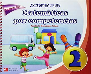 ACTIVIDADES DE MATEMATICAS POR COMPETENCIA 2...