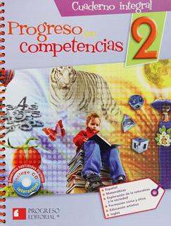 PROGRESO EN COMPETENCIAS 2 CUADERNO INTEGRAL...