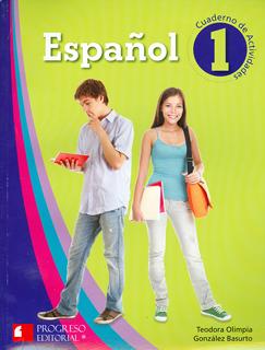 ESPAÑOL 1 CUADERNO DE ACTIVIDADES (PROGRESO CON...