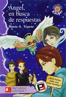 ANGEL EN BUSCA DE RESPUESTAS (SERIE VIOLETA)