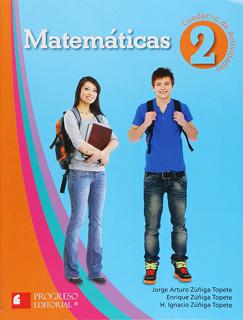 MATEMATICAS 2 CUADERNO DE ACTIVIDADES (PROGRESO...