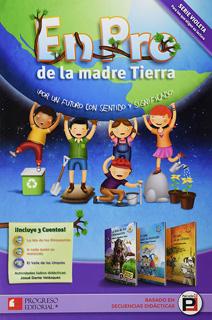 EN PRO DE LA MADRE TIERRA (SERIE VIOLETA)