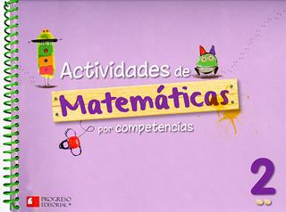 ACTIVIDADES DE MATEMATICAS POR COMPETENCIAS 2...