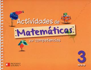 ACTIVIDADES DE MATEMATICAS POR COMPETENCIAS 3...