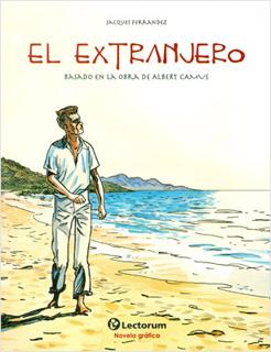 EL EXTRANJERO (NOVELA GRAFICA)