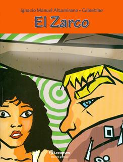 EL ZARCO (NOVELA GRAFICA)