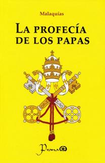 LA PROFECIA DE LOS PAPAS