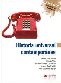 HISTORIA UNIVERSAL CONTEMPORANEA, BACHILLERATO...