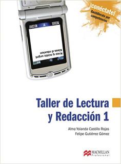 TALLER DE LECTURA Y REDACCION 1 BACHILLERATO POR...