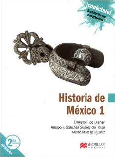 HISTORIA DE MEXICO 1 BACHILLERATO POR...