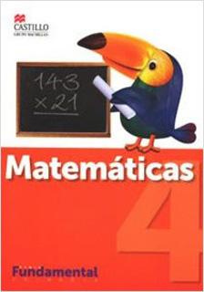 MATEMATICAS 4 PRIMARIA (SERIE FUNDAMENTAL)