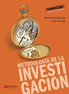 METODOLOGIA DE LA INVESTIGACION BACHILLERATO POR...
