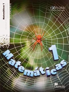 MATEMATICAS 1 (EXPLORA SECUNDARIA)