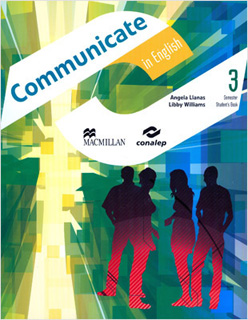 COMMUNICATE IN ENGLISH 3 SEMESTER STUDENTS BOOK...