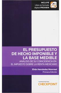 EL PRESUPUESTO DE HECHO IMPONIBLE Y LA BASE...