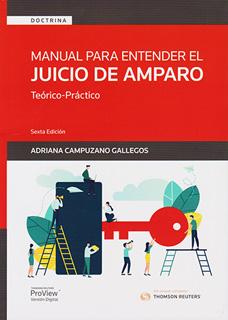 MANUAL PARA ENTENDER EL JUICIO DE AMPARO:...