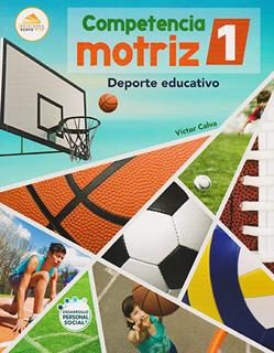 COMPETENCIA MOTRIZ 1 DEPORTE EDUCATIVO