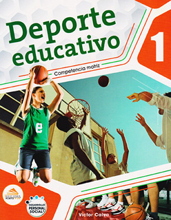 DEPORTE EDUCATIVO 1 COMPETENCIA MOTRIZ