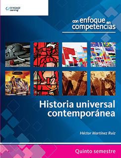 HISTORIA UNIVERSAL CONTEMPORANEA