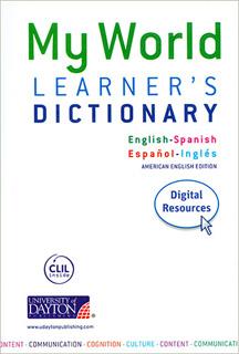 MY WORLD LEARNERS DICTIONARY (ENGLISH-SPANISH,...
