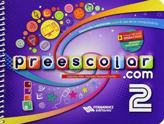 PREESCOLAR.COM 2 (INCLUYE CD)