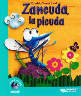 ZANCUDA, LA PICUDA (SERIE INFANTIL)