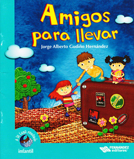AMIGOS PARA LLEVAR (SERIE INFANTIL)